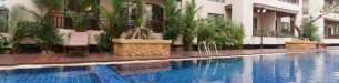 Property and swimming pool thailand